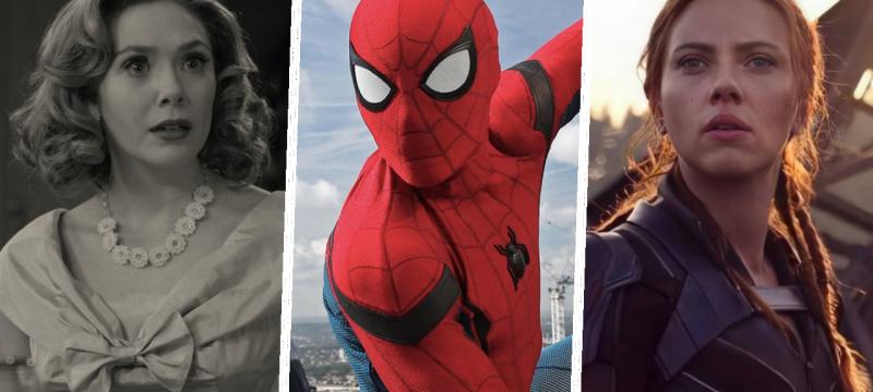 Upcoming Marvel Movies and TV: 'WandaVision,' 'Shang-Chi' and More