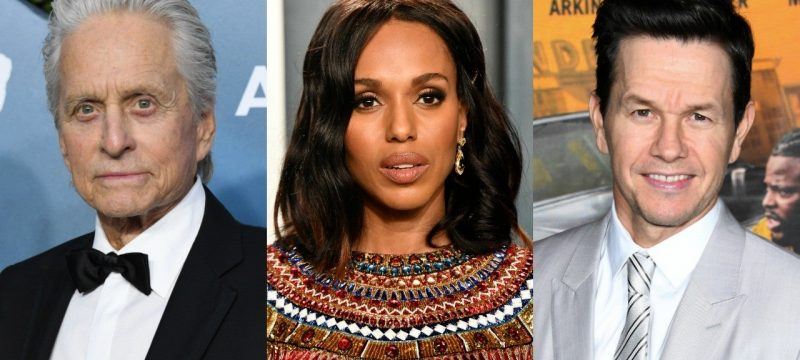 Veterans Day: Kerry Washington, Michael Douglas and More Pay Tribute