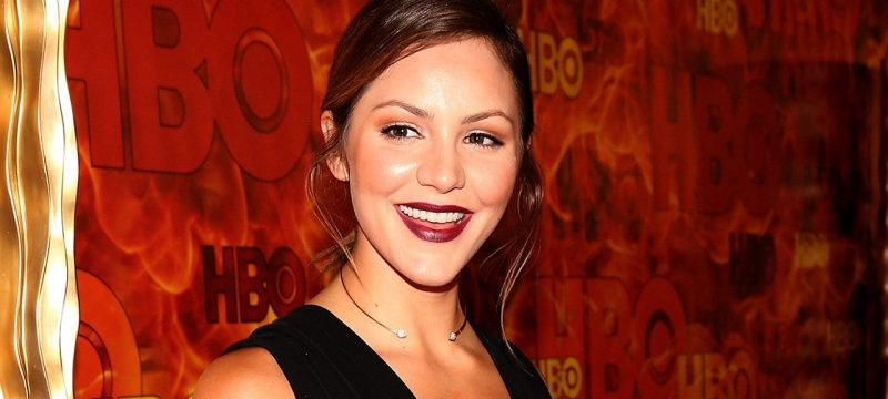 Katharine McPhee Shares 1st Baby Bump Snapshot Following Pregnancy News