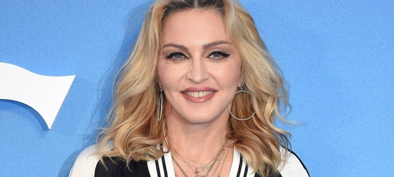 Madonna Gets First Tattoo Ever at 62: 'Inked for the Very First Time'