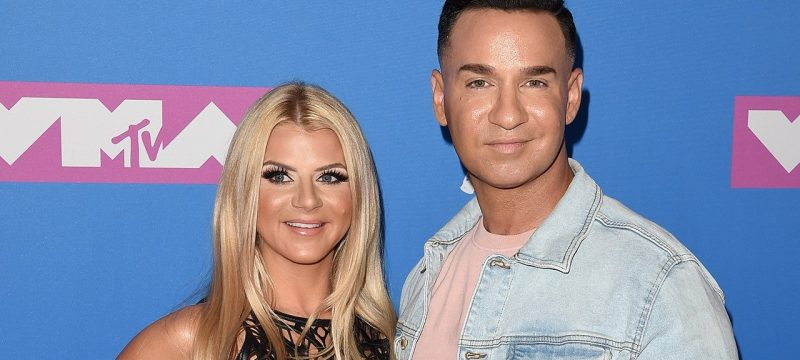 Mike 'The Situation' Sorrentino and Wife Lauren Reveal They're Having a Baby Boy