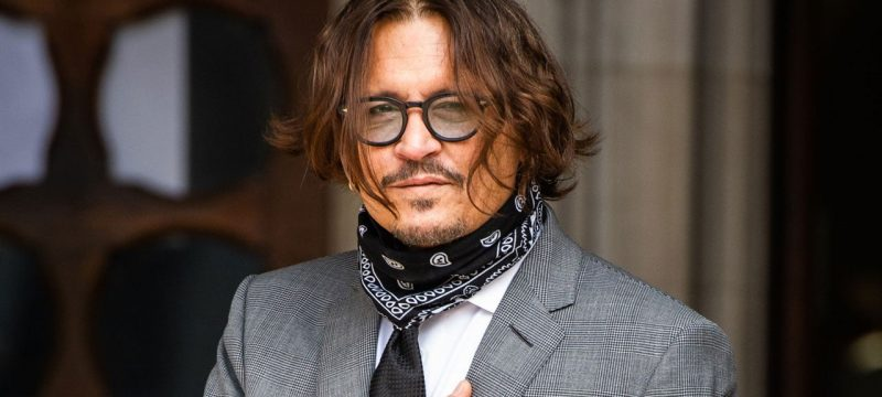 Johnny Depp Applies to UK Court of Appeal Over 'Wife Beater' Ruling