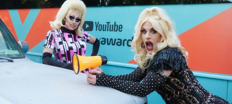 Trixie Mattel and Katya to Host 2020 YouTube Streamy Awards (Exclusive)