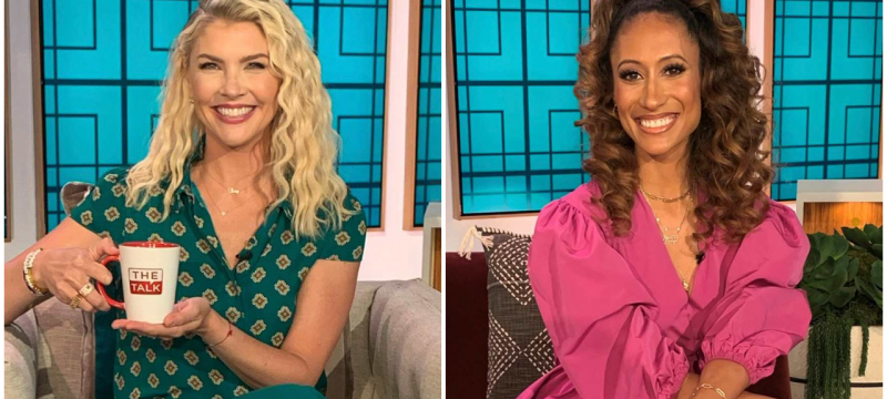 'The Talk': Amanda Kloots and Elaine Welteroth Announced as New Co-Hosts