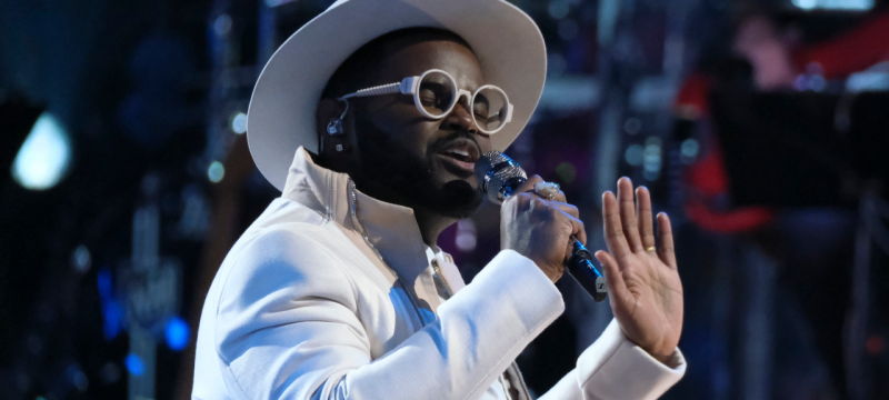 'The Voice': John Holiday Flaunts His Range With Beyoncé 'Halo' Cover