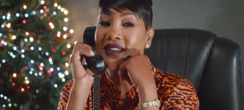 Vivica A. Fox Wants a Story of 'Love, Romance and Mystery' in 'A Christmas for Mary': Sneak Peek (Exclusive)