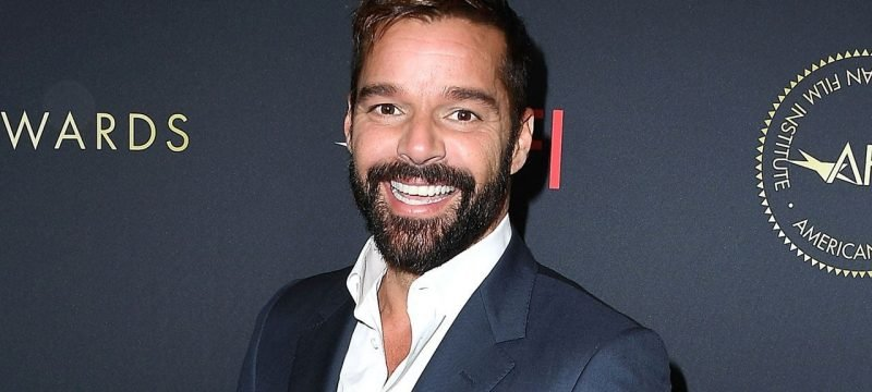 Ricky Martin Shares Rare Photo of Youngest Child Renn