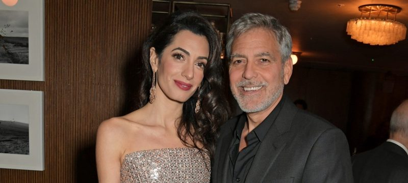George Clooney Shares the 'Really Dumb Thing' He and Wife Amal Did With Their Twins