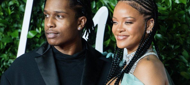Rihanna Is Dating Longtime Friend A$AP Rocky