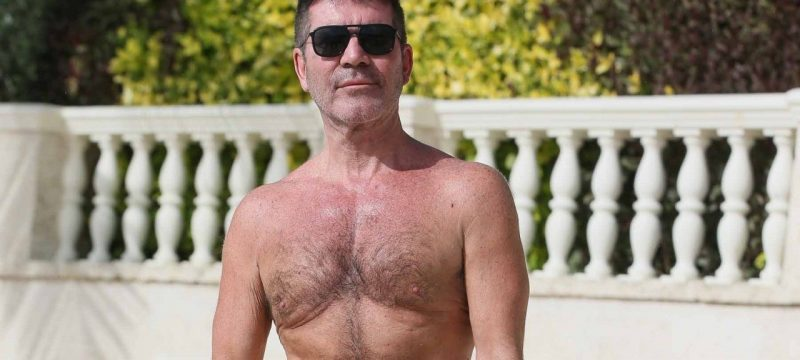 Simon Cowell Rides Jet Ski 4 Months After Breaking Back in Bike Accident