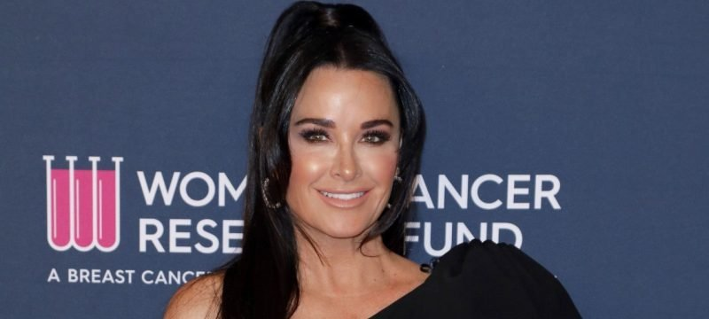 Kyle Richards Gives an Update After She and Daughter Sophia Tested Positive for COVID-19