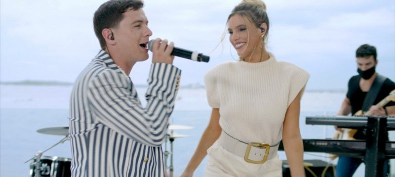 Lele Pons and Rapper Guaynaa Confirm They're Dating — See Their Sweet Posts