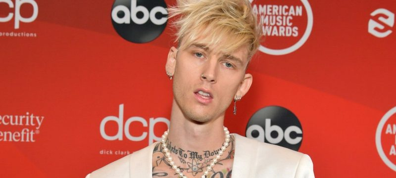 Machine Gun Kelly Reveals He's in Therapy to Deal With Drug Abuse