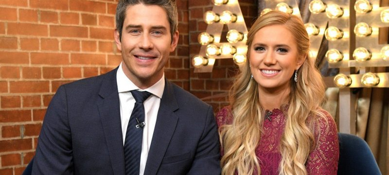 Arie Luyendyk Jr. and Wife Lauren Burnham Reveal They're Expecting Twins