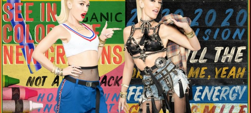 Gwen Stefani Recreates 'Just a Girl' Look 25 Years Later for New 'Let Me Reintroduce Myself' Lyric Video