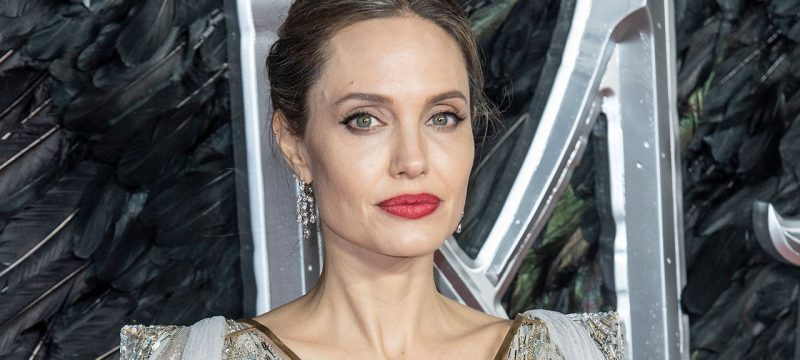 Angelina Jolie Has Important Advice for Women Who Fear Being Abused During Holiday Season