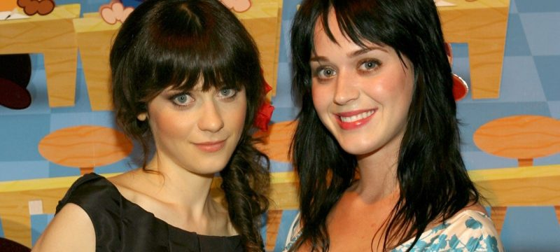Katy Perry Says She Used to Pretend to Be Zooey Deschanel to Get Into Clubs