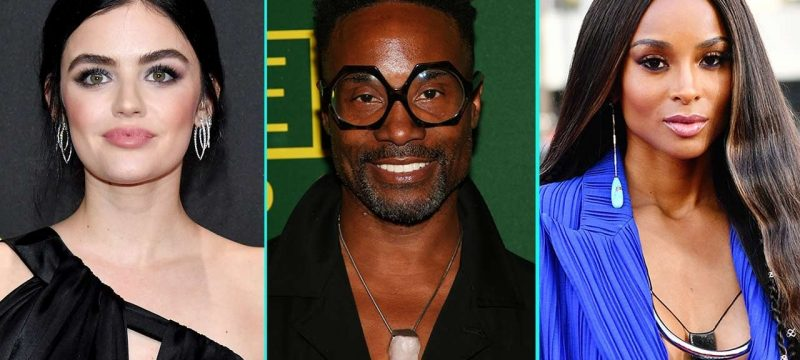Lucy Hale, Ciara and Billy Porter to Co-Host 'Dick Clark's New Year's Rockin' Eve With Ryan Seacrest 2020′