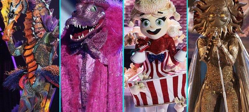 'The Masked Singer' Semifinals See 3 Contestants Get Unmasked and 3 Move Onto the Finals!