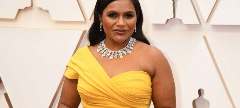 Mindy Kaling Responds to Fan Saying Her Kids Have 'Very Caucasian Names,' Reveals Son's Meaningful Middle Name