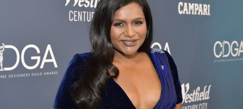 Mindy Kaling Dances in Her Maternity Jeans 3 Months After Welcoming Son Spencer