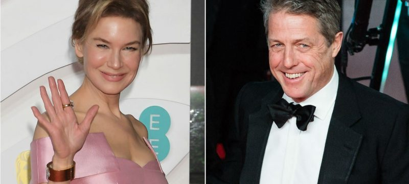 Hugh Grant Says Renée Zellweger Is 'One of the Few' Actresses He Hasn't 'Fallen Out With'