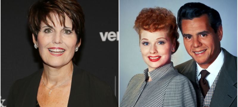 Lucie Arnaz Weighs In on Lucille Ball Casting Controversy