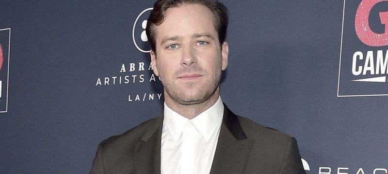 Armie Hammer Apologizes for Referring to Lingerie-Clad Woman in His Video as 'Miss Cayman'