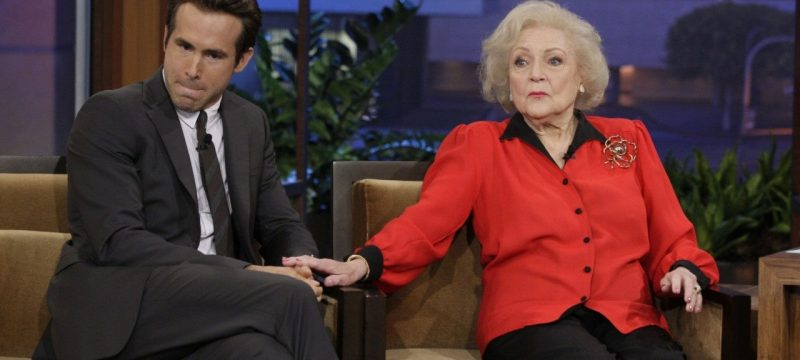 Ryan Reynolds Reveals 'Feud' With Betty White in Hilarious 'Proposal' Throwback Video for Her Birthday
