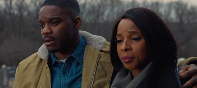 'The Violent Heart' Trailer: Mary J. Blige Stars in a Romeo & Juliet-esque Thriller (Exclusive)