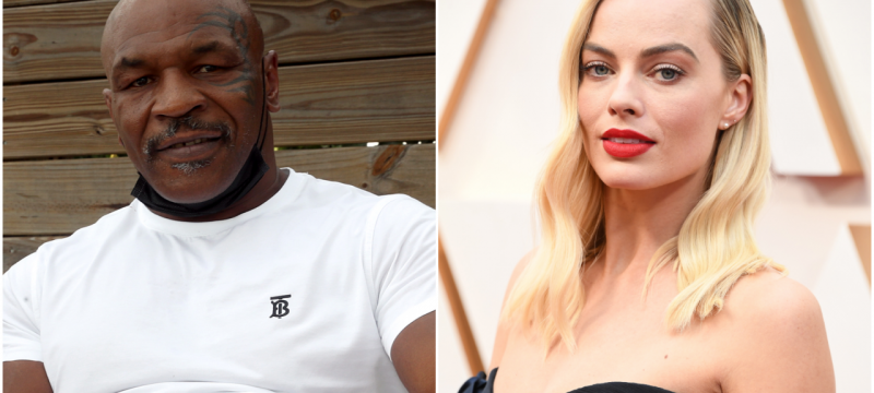 Mike Tyson's Life to Be Turned Into Hulu Series — With Margot Robbie Producing