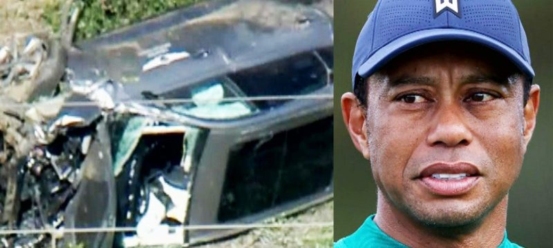 Tiger Woods' First Responder Says the Golfer Seemed Unaware of 'How Gravely He Was Injured'