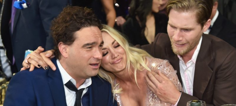 Johnny Galecki Responds to Kaley Cuoco Saying She Doesn't Remember Life Before Husband Karl Cook