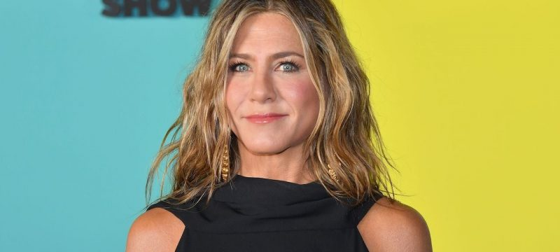Jennifer Aniston's 'Vocal Tic' On 'Friends' Is Just Going Viral On TikTok