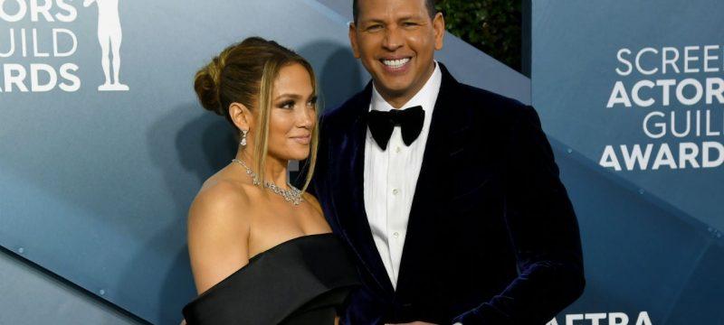 Alex Rodriguez Is Missing Jennifer Lopez, Posts Throwback Selfie with His Fiancée