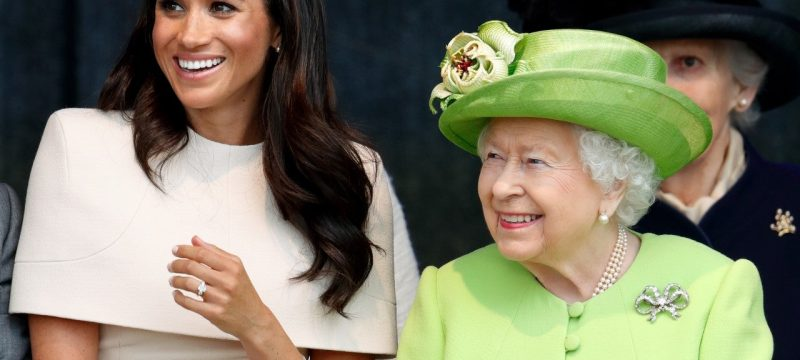 Queen Elizabeth and Royal Family React to Allegations That Meghan Markle's Aides Were Bullied