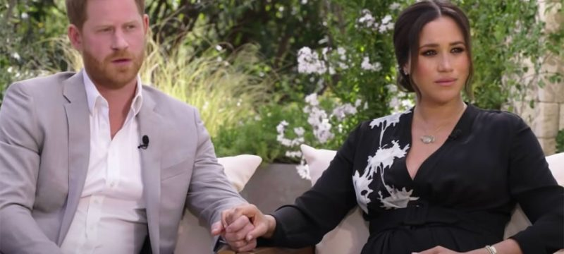 How to Watch 'Oprah With Meghan and Harry: A CBS Primetime Special'