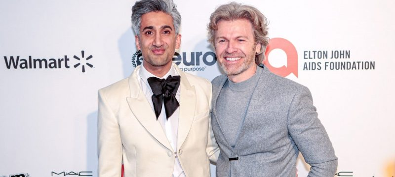 'Queer Eye' Star Tan France Welcomes First Child With Husband Rob