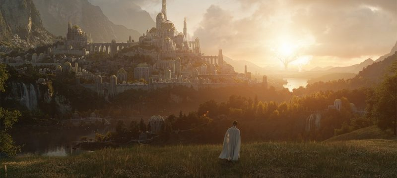 'Lord of the Rings' Series Announces Premiere Date and Shares First Look at Middle-earth