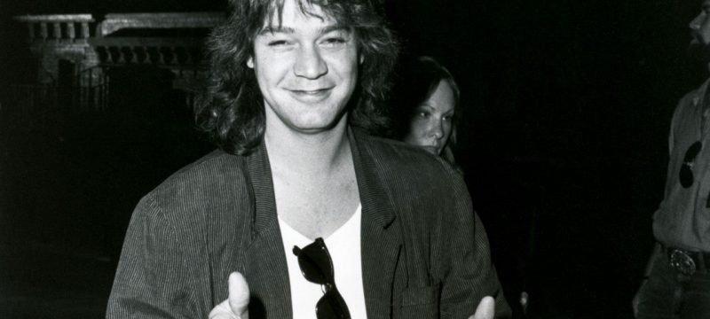 Eddie Van Halen's Son Wolf Shares Touching Tribute 1 Month After Rocker's Death