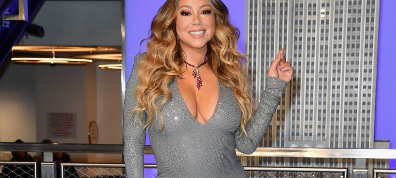 Mariah Carey Declares the Start of the Christmas Season Just 1 Day After Halloween