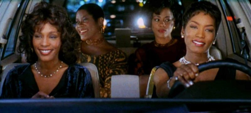 'Waiting To Exhale' Star Angela Bassett Reflects on Working With Whitney Houston 25 Years Later (Exclusive)