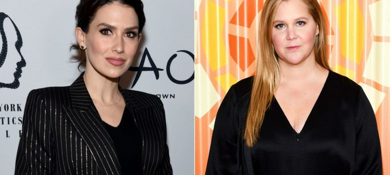 Hilaria Baldwin Calls Out 'Body Shaming' as Amy Schumer Apologizes for Repost Joke