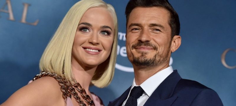 Katy Perry and Orlando Bloom Have 'Put Wedding Planning on the Back Burner,' Source Says