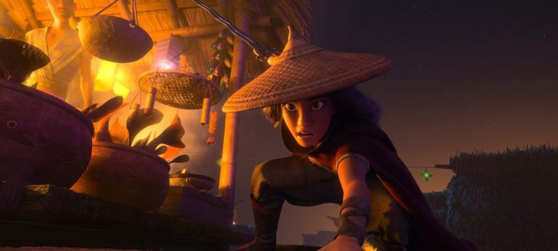 Gemma Chan and Sandra Oh Join 'Raya and the Last Dragon' in New Trailer
