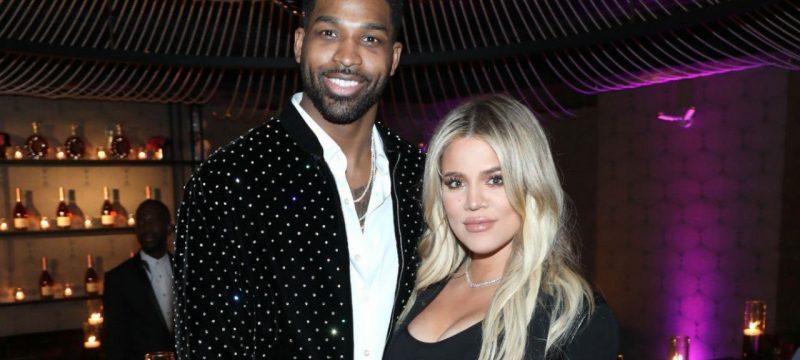 Khloe Kardashian's Daughter True Cheers on Tristan Thompson During Celtics Game
