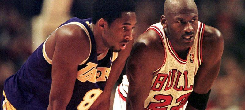 Michael Jordan to Present Kobe Bryant at Basketball Hall of Fame Ceremony