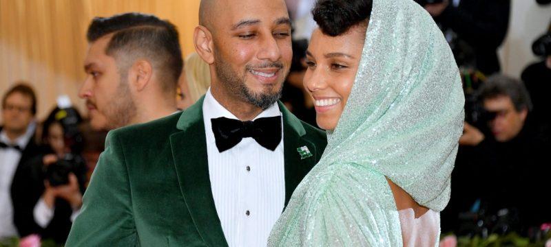 Alicia Keys Celebrates 11-Year Anniversary With 'Soulmate' Swizz Beatz in Poetic Post